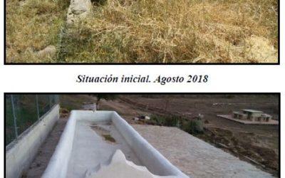 RECUPERACIÓN Y PUESTA EN USO DEL ANTIGUO PILAR DE ALGALLARÍN