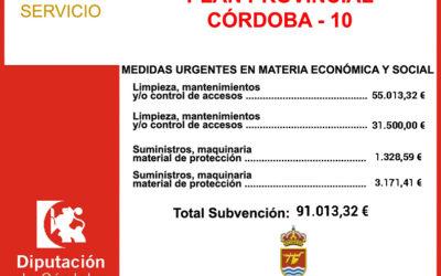 Plan Provincial Córdoba 10